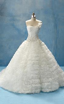Sleeping Beauty Wedding Dress