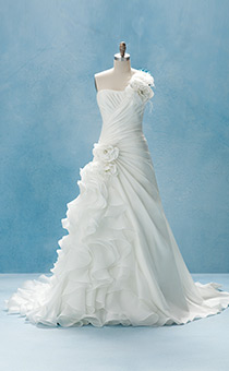 Wedding Dresses Gowns Disney 39 S Fairy Tale Weddings Honeymoons